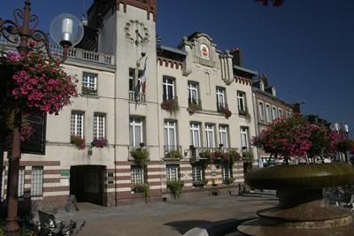 Hôtel de ville de Forges-les-Eaux