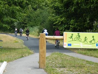 Avenue Verte - Forges-les-Eaux