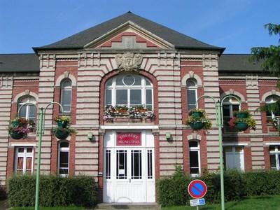 Théâtre municipal de Forges-les-Eaux